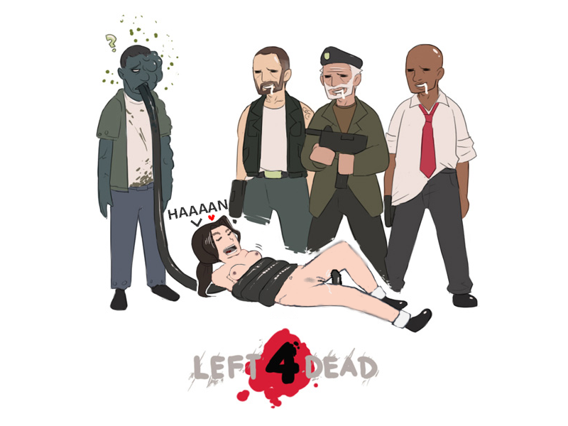 dead zoey from left 4 Madan no out to vanadis
