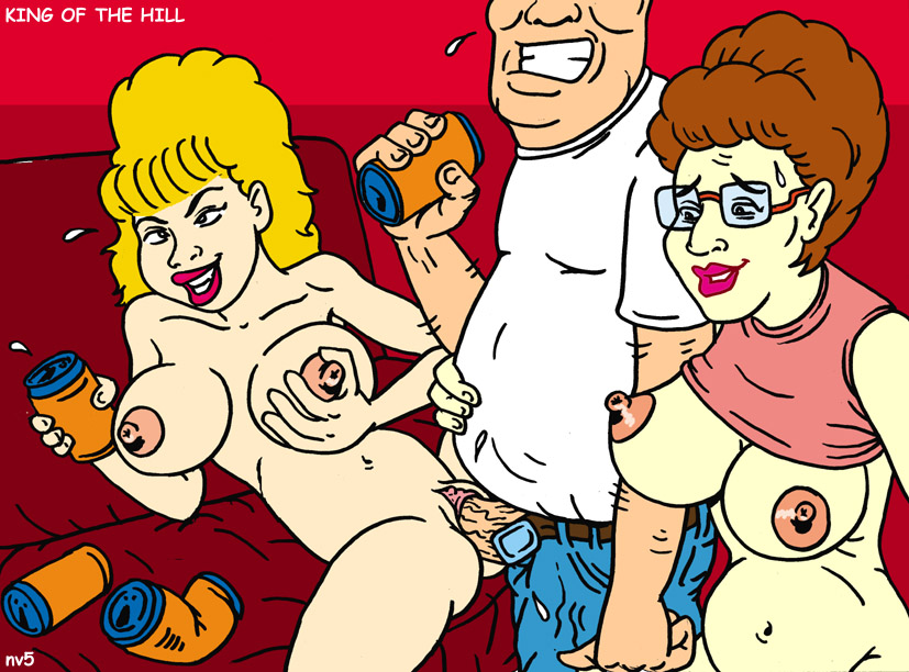 porn king toon the of hill Var attre villa how to get in