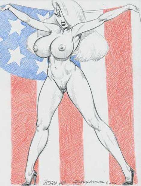 jessica nude rabbit pics of Wolverine and the x-men archangel