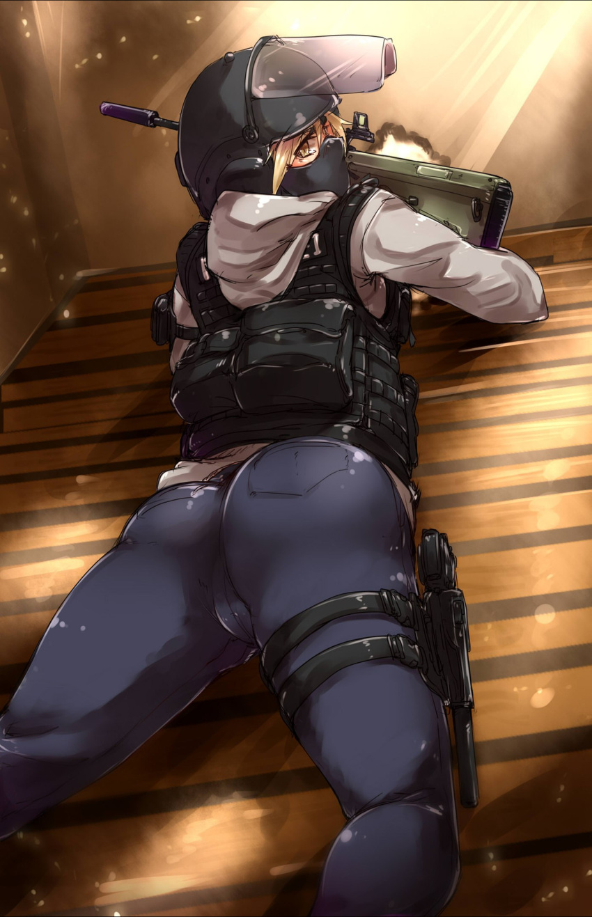 siege rainbow six iq without mask Mrs doe at the depot