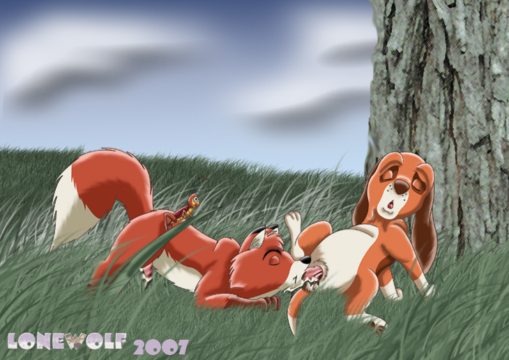 fox mama big the and the hound Breath of the wild hot footed frog