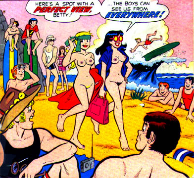 bbc love betty and veronica League of elegends