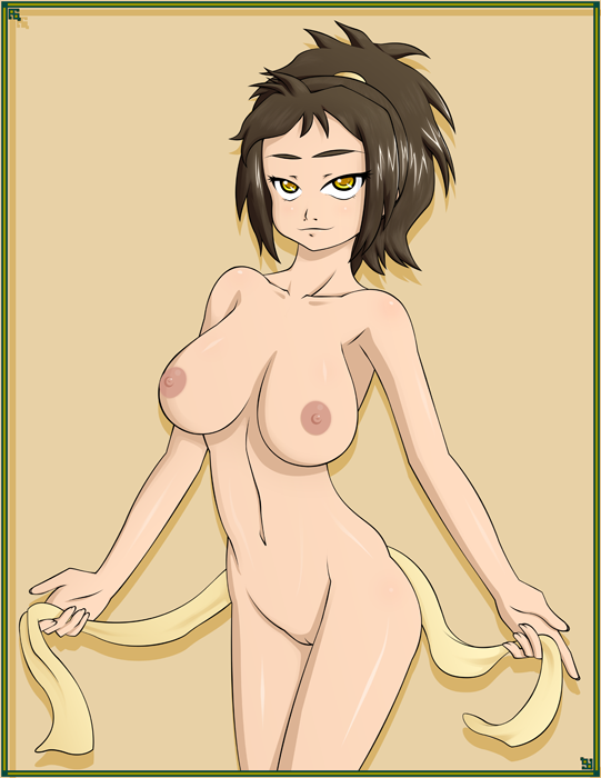 airbender last smellerbee avatar the Jessica rick and morty nude